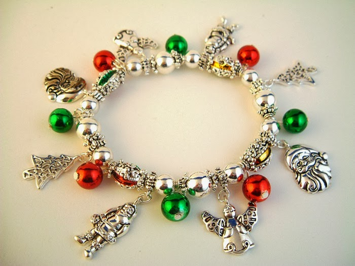 diy Christmas jewelry ideas