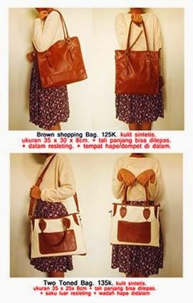 Vintage Bag Murah!