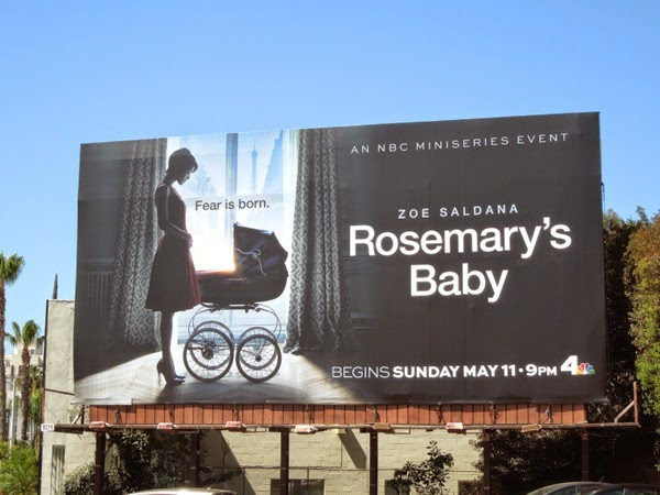 Rosemary's Baby TV mini-series billboard