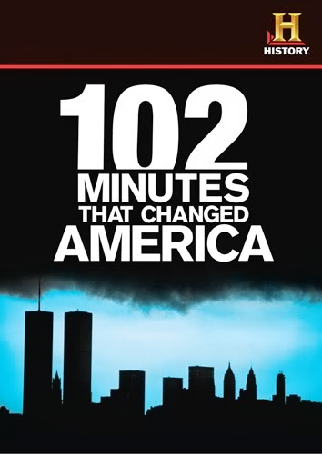 DVDs in my collection: 102 Minutes that Changed America