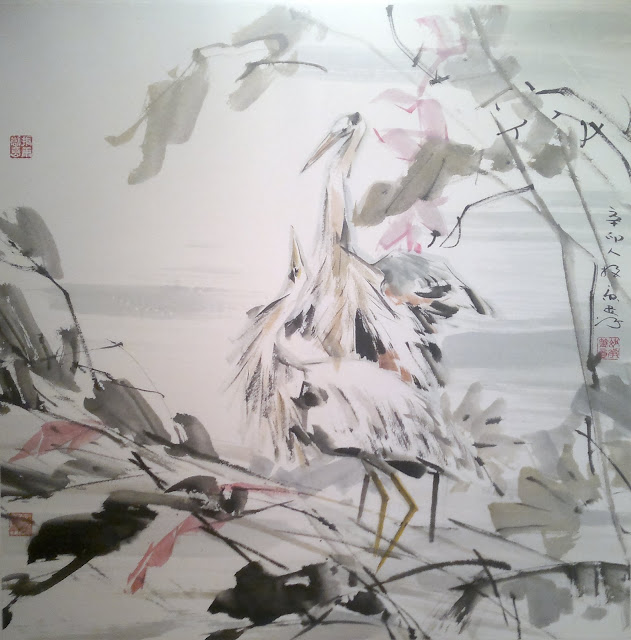 White Agreat, Natural Impressionism, Stephen Leong Chun Hong, Societe Generale Gallery, Alliance Francaise de Singapour, Singapore, 1 Saskies Road