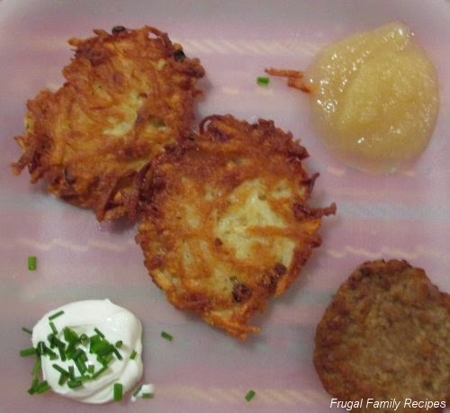 Potato Pancakes Recipe - Delicious!