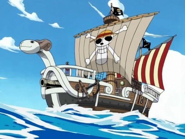 Segundo anuncio del especial de televisión de One Piece dedicado al Going Merry