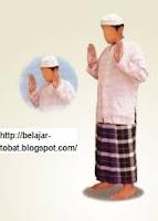 Hikmah Mengangkat Kedua Tangan Saat Sholat