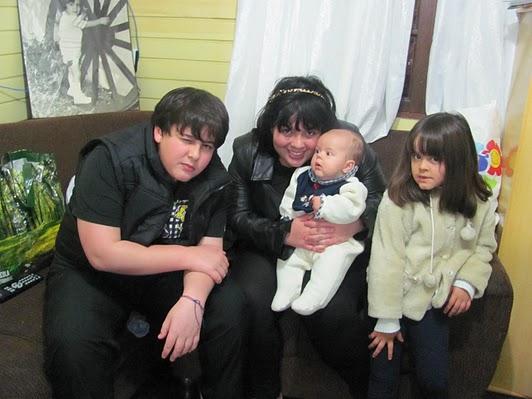 Meus 4 filhos