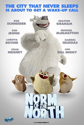 Film Norm of the North 2016