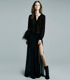 Zara Evening Lookbook 2013