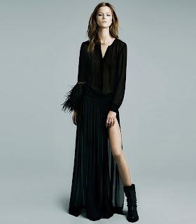 Zara Evening Lookbook 2013