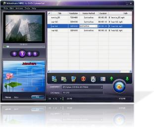 Joboshare MPEG to DVD Converter 3.2.2.0111