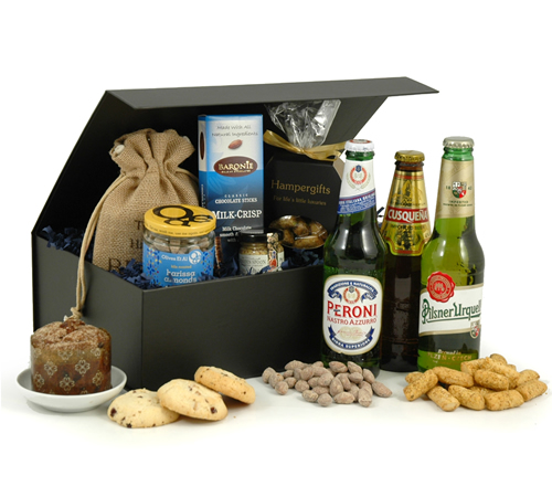 beer hamper for summer