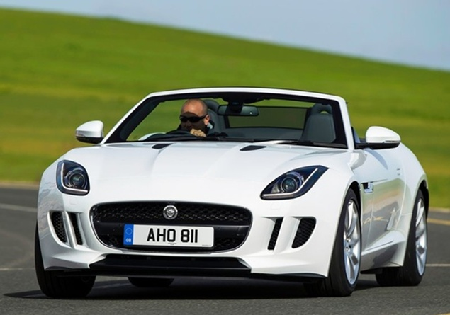 Jaguar Sports Car 2013