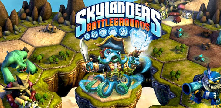 Skylanders Battlegrounds™ v1.3.1 APK+DATA