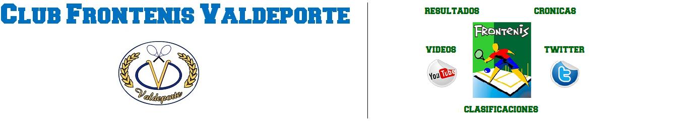 Club Frontenis Valdeporte