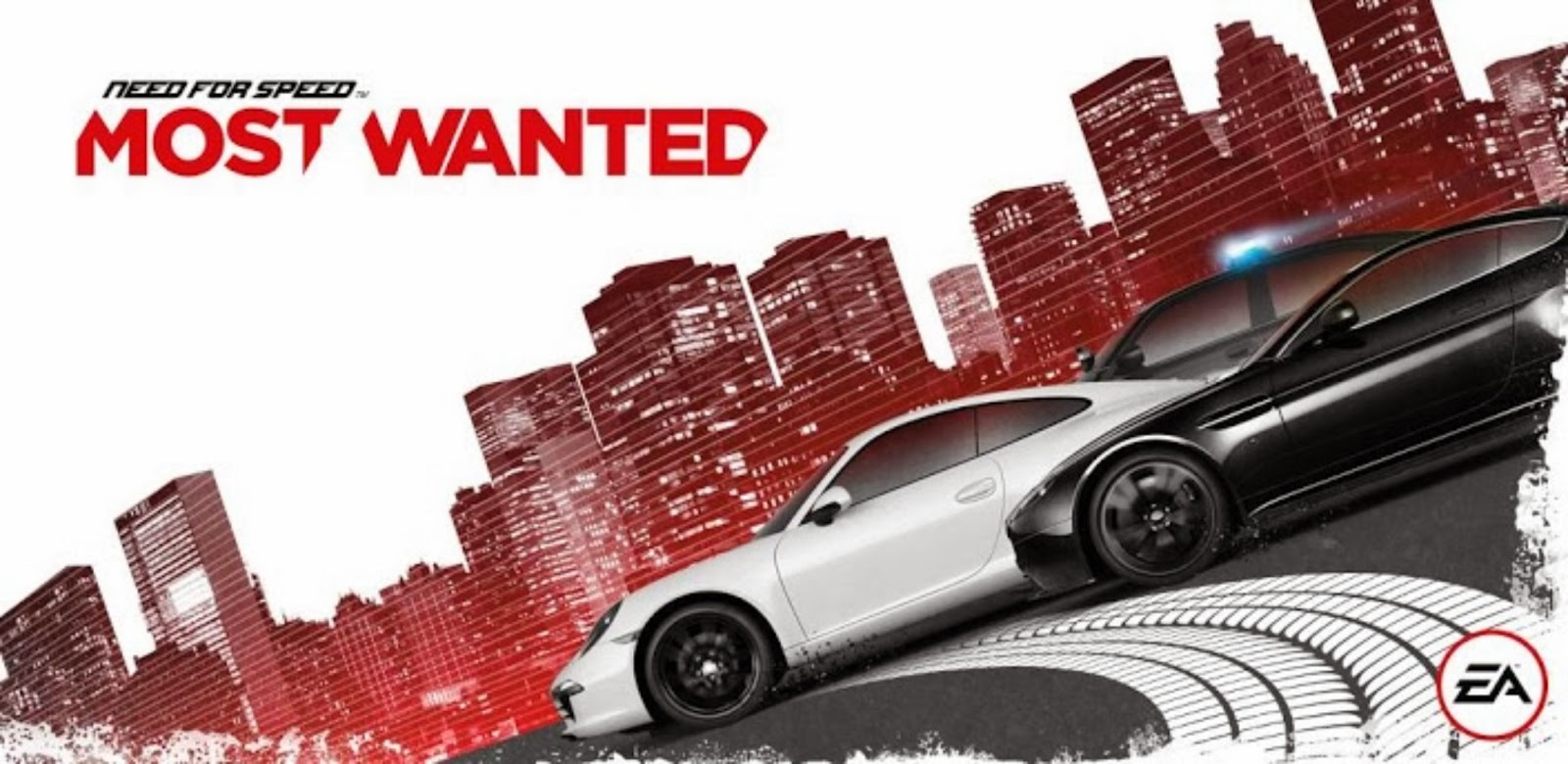 Need for Speed Most Wanted Android Apk Games