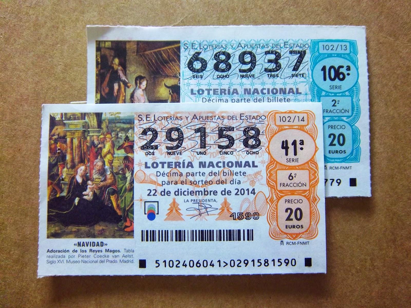 premio lotería