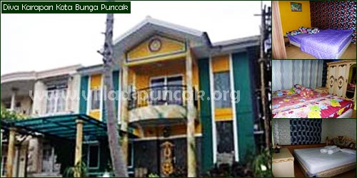 Diva Karapan Villa Puncak