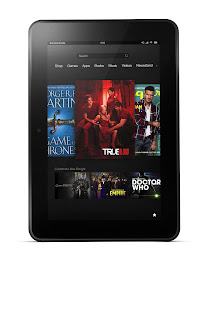Kindle Fire 8.9 HD
