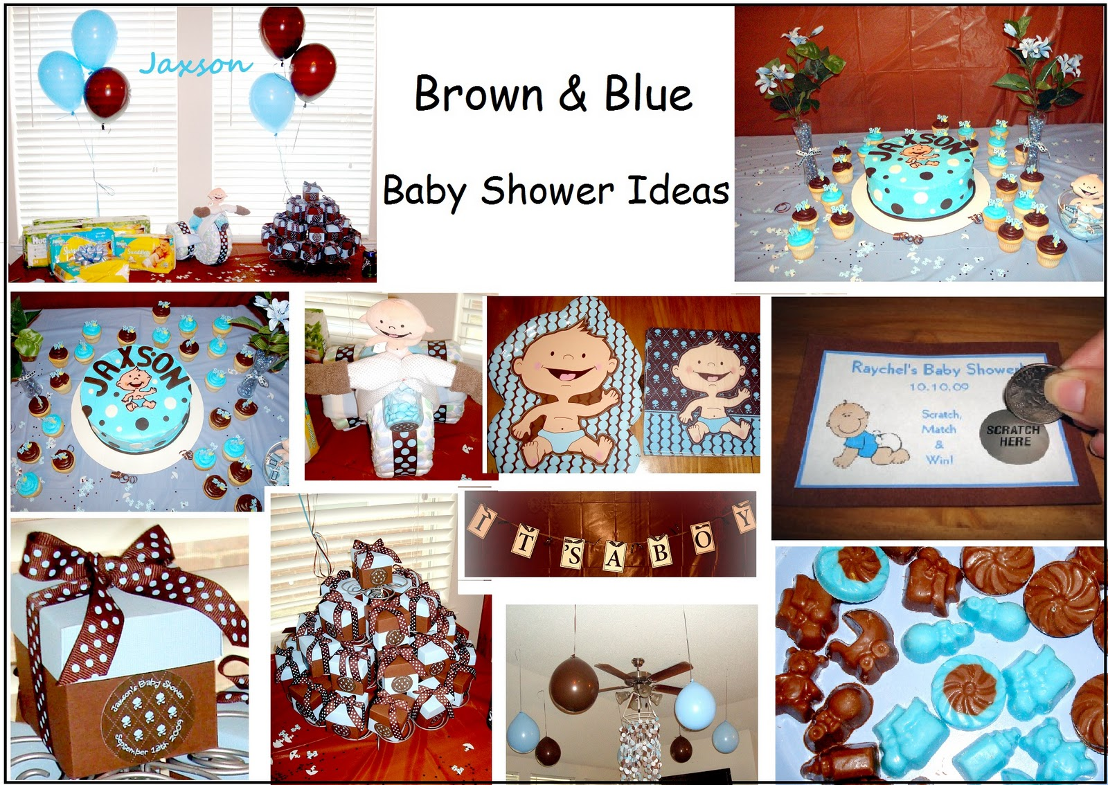 Baby shower decoration for boys best baby decoration for Baby shower decoration ideas for boys