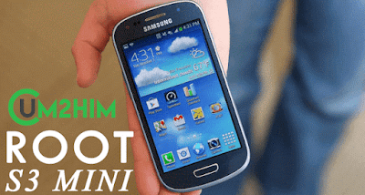 Cara Root Samsung Galaxy S 3 Mini GT-I8190 Tanpa PC