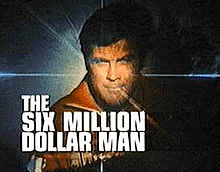 "SCIFI FANS FROM AROUND THE WORLD UNITE FOR The Six Million Dollar Man and abandon ""Star Trek"""