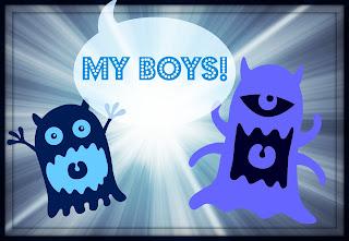 MY BOY'S da Minimoda