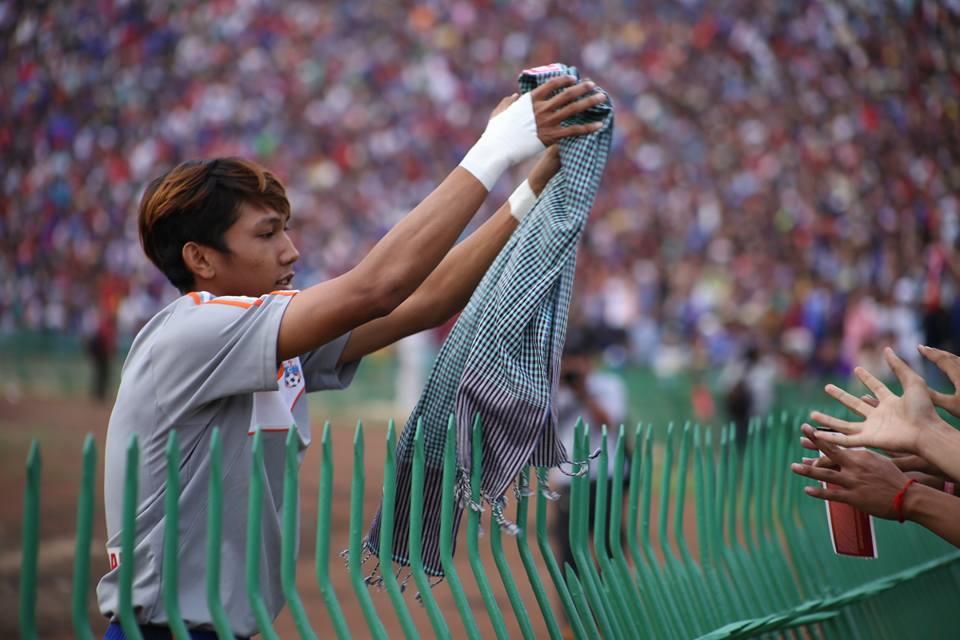 Cambodia Famous footballer-Asia FIFA World Cup