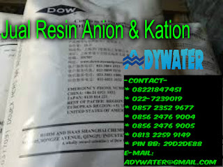 JENIS RESIN PENUKAR ION | 081322599149 | JUAL RESIN AMBERLITE | JUAL RESIN DOWEX