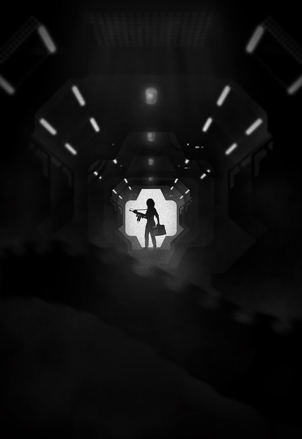 Marko Manev. Noir Series Vol. 2. Films. Alien