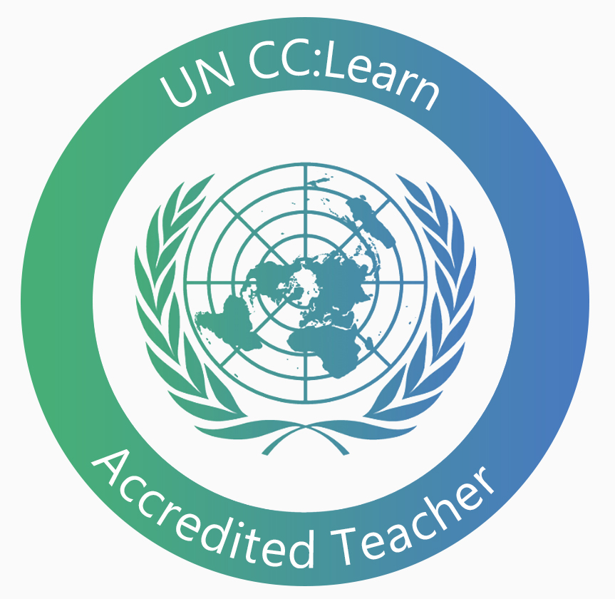 UN CC:Learn Accredited Teacher