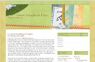 Green Scrapbook