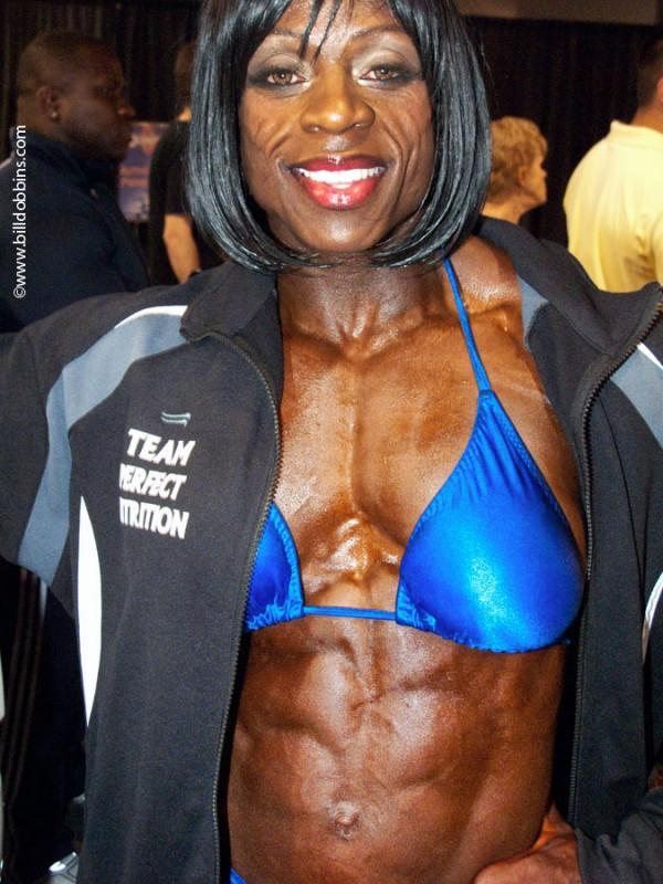 famous sports stars  iris kyle pictures