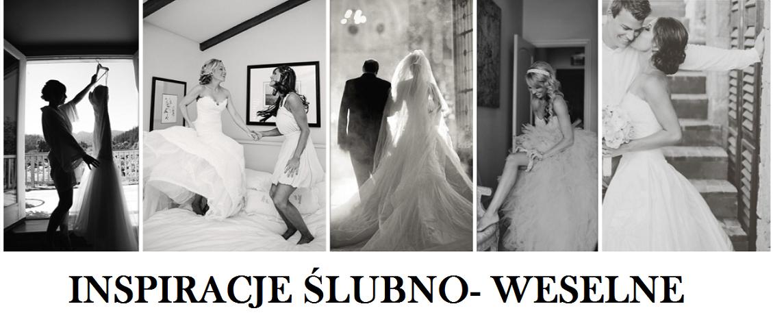 Inspiracje ślubno-weselne