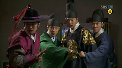 Sinopsis Rooftop Prince  Episode 2