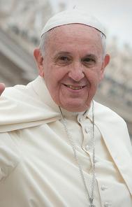 Oremus pro Pontifice nostro FRANCISCUM PP.