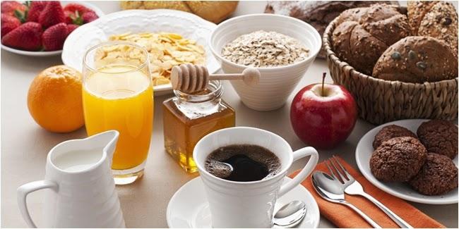 Kesehatan : Menu Sarapan Untuk Menurunkan Berat Badan
