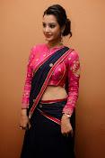 Diksha panth sizzling in saree-thumbnail-39