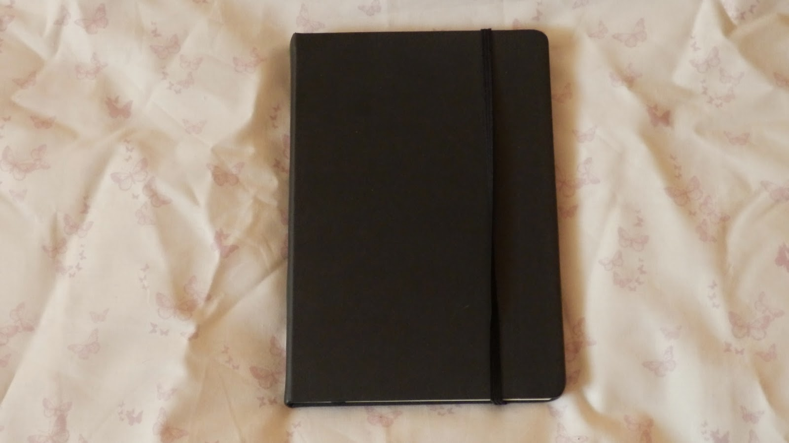 Primark Haul Note Book