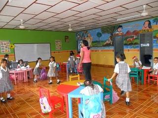 Educacion inicial ambientes enriquecidos y propicios for Decoracion de espacios de aprendizaje