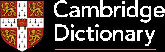 Diccionario Cambridge