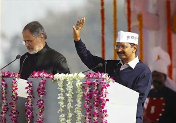 Arvind Kejriwal Chief Minister