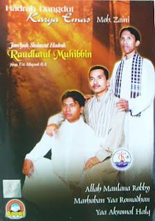 Album Raudlatul Muhibbin Group - Karya Emas