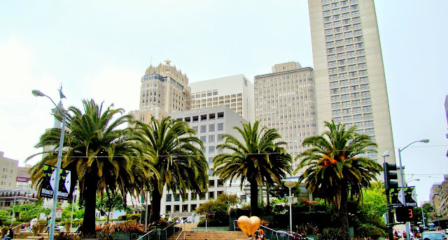 Union Square - San Fransisco - California - USA