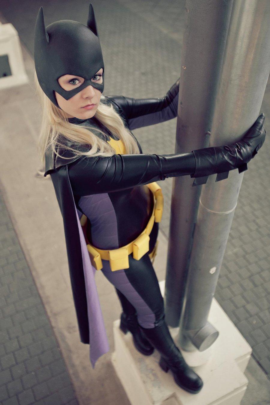 Sina - Batgirl : Stephanie Brown III by ~afflaf