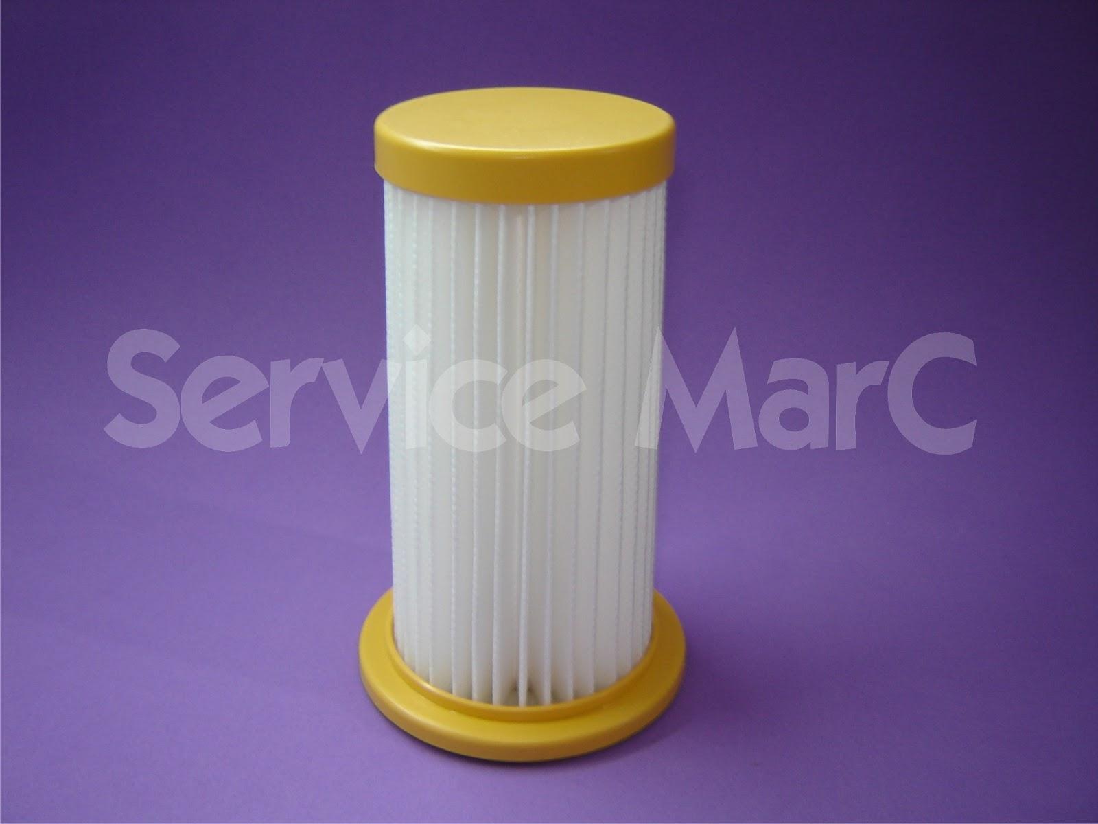 Service marc repuestos filtro hepa de aspiradora philips for Aspiradora con filtro hepa