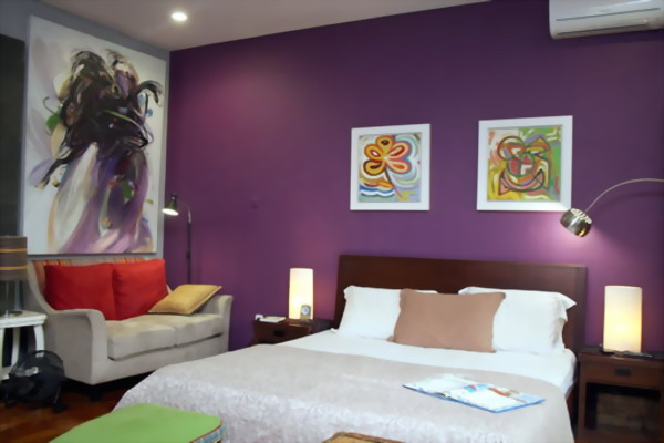 displaying 12 gallery images for bedroom colors purple