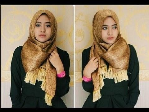 Cara Memakai Hijab Yang Baik
