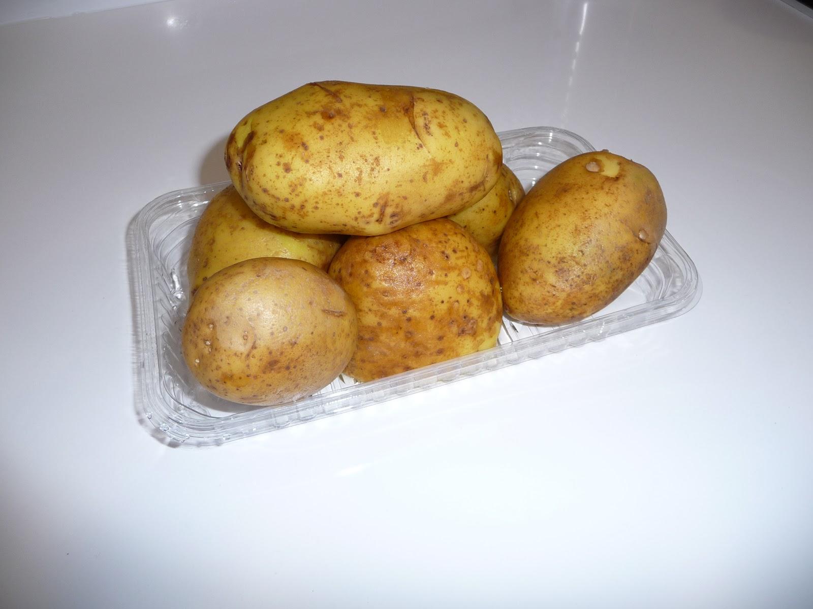 Bercianita chef patatas al microondas - Cocinar pescado en microondas ...