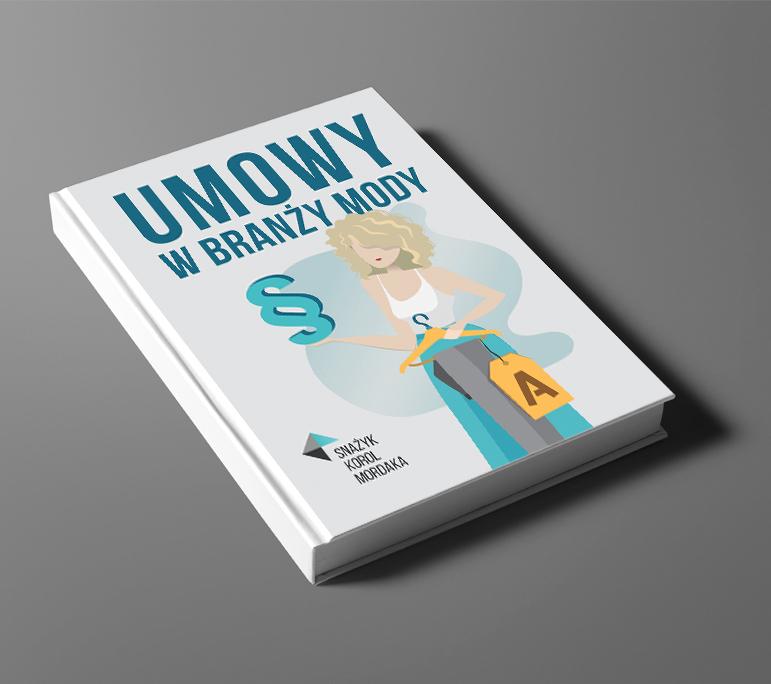 e- book UMOWY W BRANŻY MODY