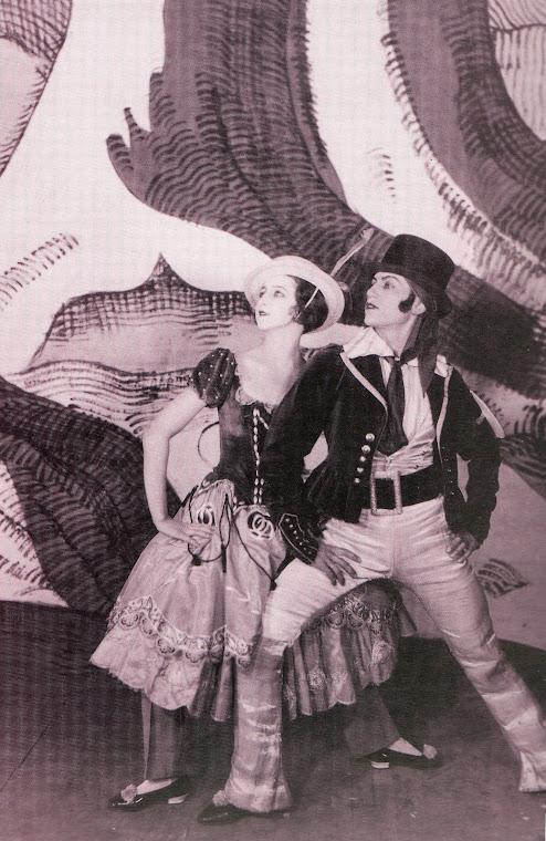 Alexandra DANILOVA e LIFAR, Serge.
