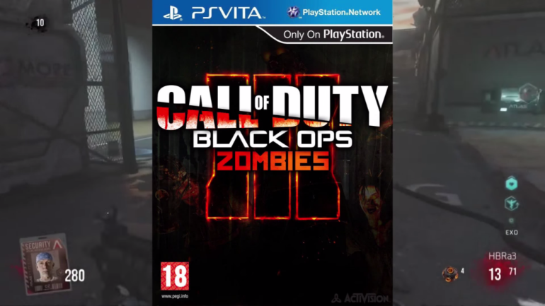 Playstation Vita Call Of Duty : E call of duty black ops leaked for ps vita